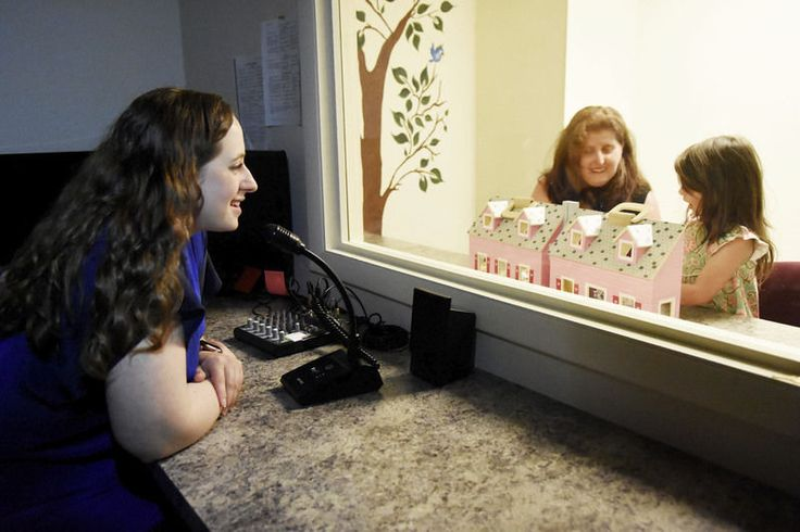 Therapy can help young children with behavioral issues