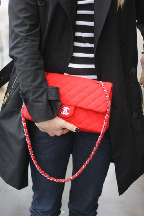 one day! i would give anything for this chanel