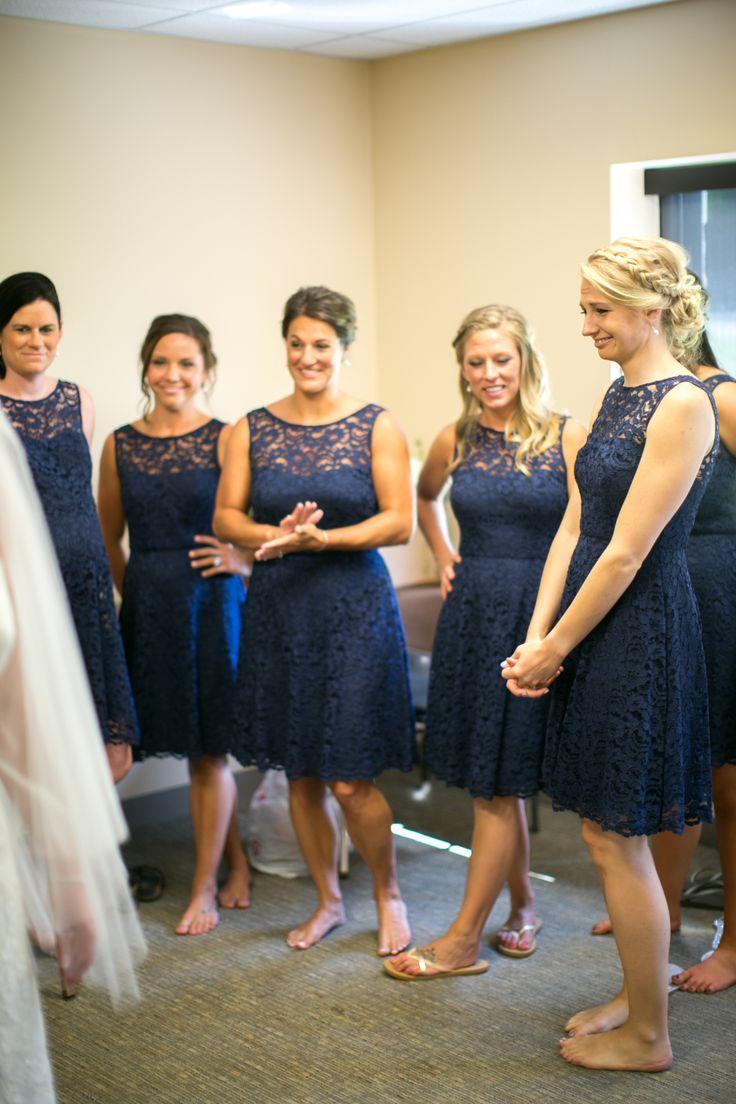 471 best dbmaids images on pinterest bridesmaids davids bridal short navy blue lace bridesmaid dresses from davids bridal dbmaids ombrellifo Image collections