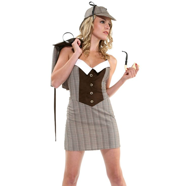 HowCool.com - ForPlay 550062 - $71.95 - Sexy Private Eye Detective Costume