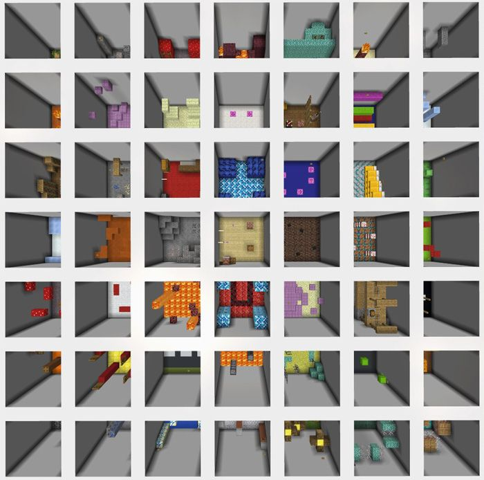 This great parkour map is an ideal option for beginners thanks to its high simplicity. There are up to 49 levels in the map. All of them are unchallengeable to complete. Your task during the game is finding out a button, which is in a tiny room surrounded by four white walls. After seeing the... https://mcpebox.com/white-parkour-map-minecraft-pe/