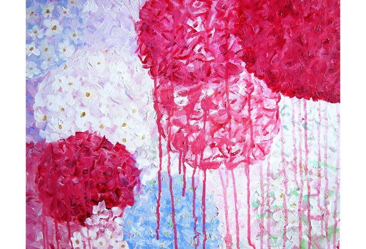 One Kings Lane - Emerging Artists - Jennifer Latimer, Haute Hydrangeas II