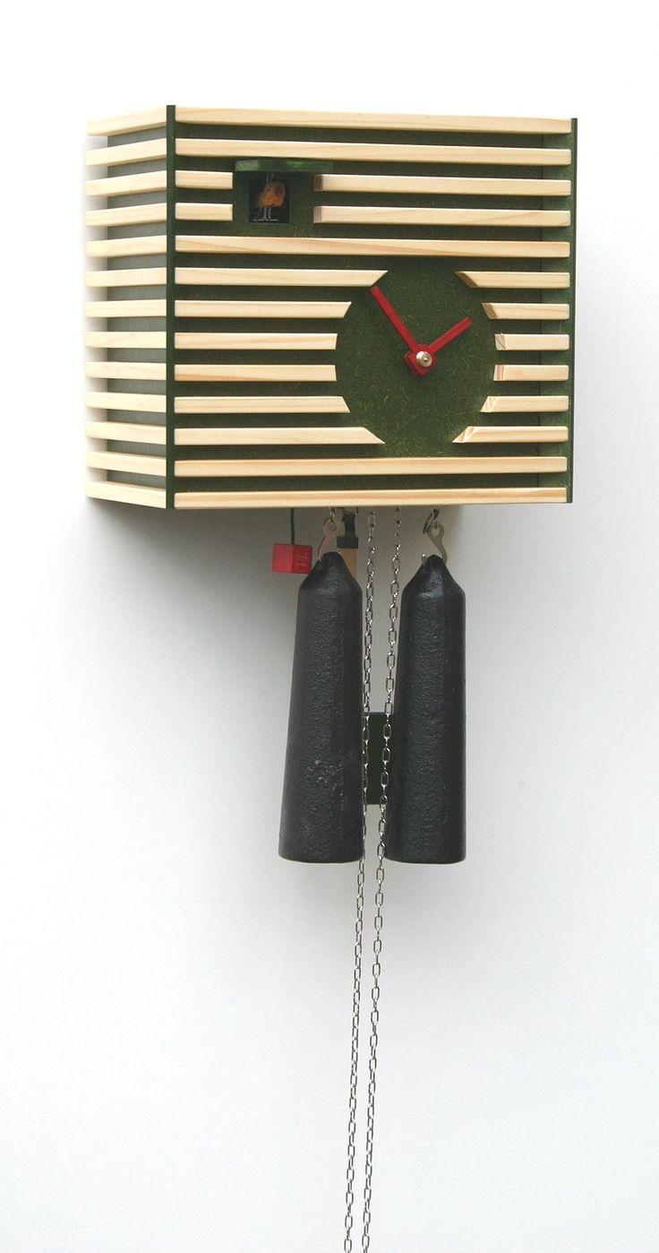 Orologio a cucù moderno