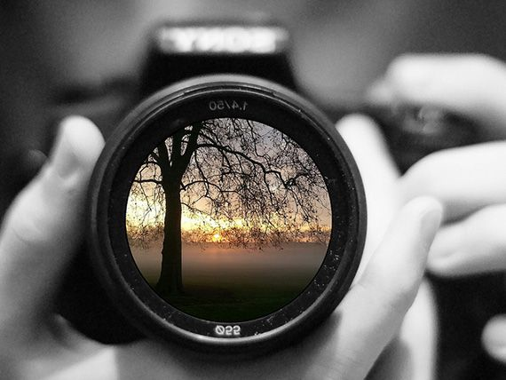 lens reflection – photo by Joel Goldstein – 10 Tips for How to ... Video Camera Lens Reflection