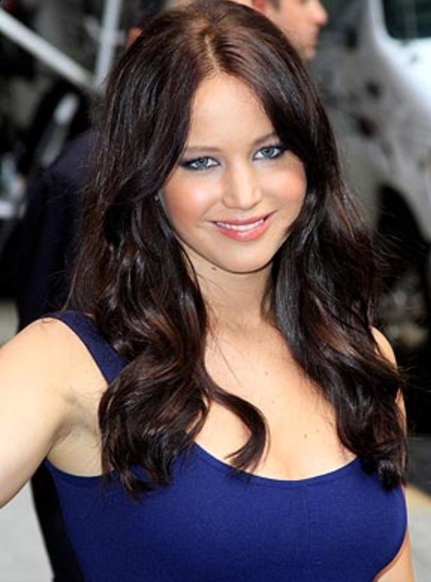katy perry hairstyle : Jennifer Lawrence hair, Katniss Everdeen hair down: Hair Ideas, Hair ...