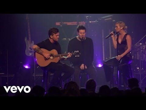 Jarryd James - 1000x (Live At Enmore Theatre) ft. Broods - YouTube