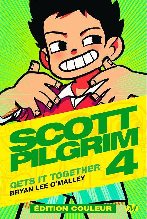 Scott Pilgrim (Édition couleur) -4- Gets it together