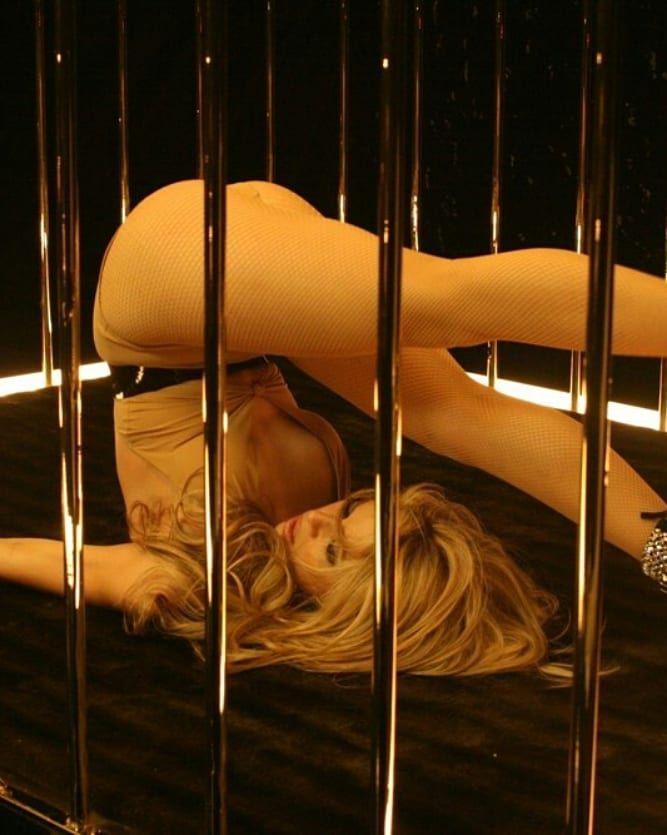 Shakira's Feet