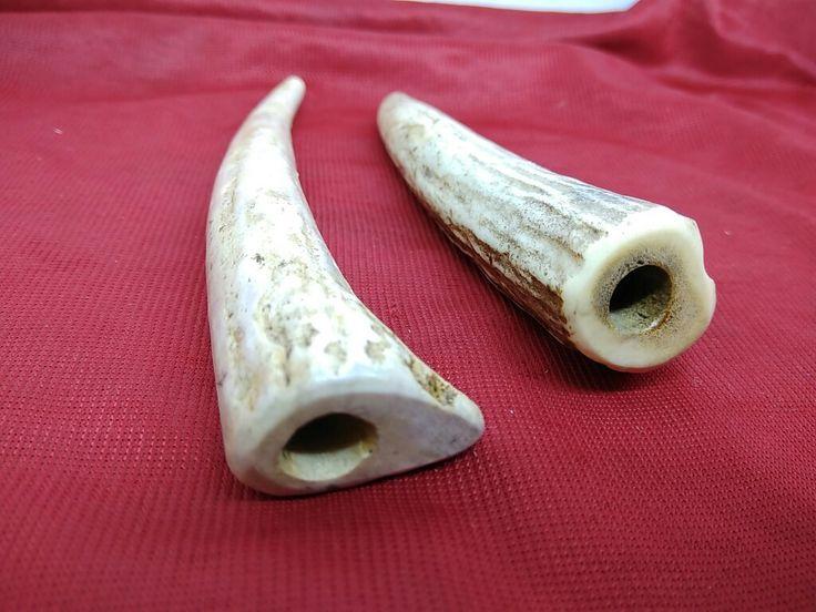 Pipa rokok tanduk rusa