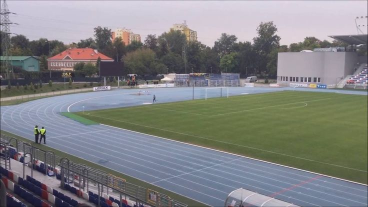 Stadium Guide: Broń Radom. 2016-09-18