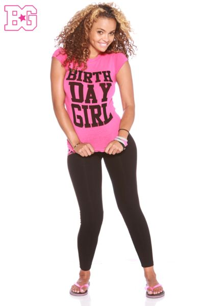 Get All the Birthday Love on Your Birthday with this Super Cute Tee! A portion of every sale goes to suicide prevention programs.