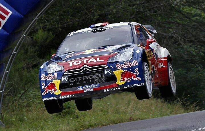 #WRC2013 Action