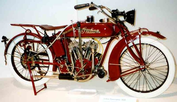 Indian Power Plus 1000 cc 1920 - Indian (motorcycle) - Wikipedia, the free encyclopedia