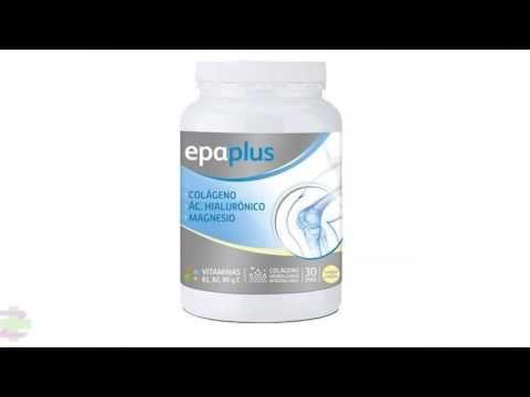 Epaplus Colágeno + Acido Hialurónico + Magnesio regenera el cartílago