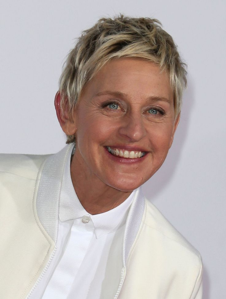 how to get ellen degeneres haircut