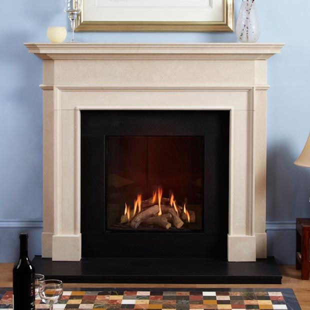 Image result for english wood and stone fireplace surround - 17 Best Ideas About Stone Fireplace Surround 2017 On Pinterest