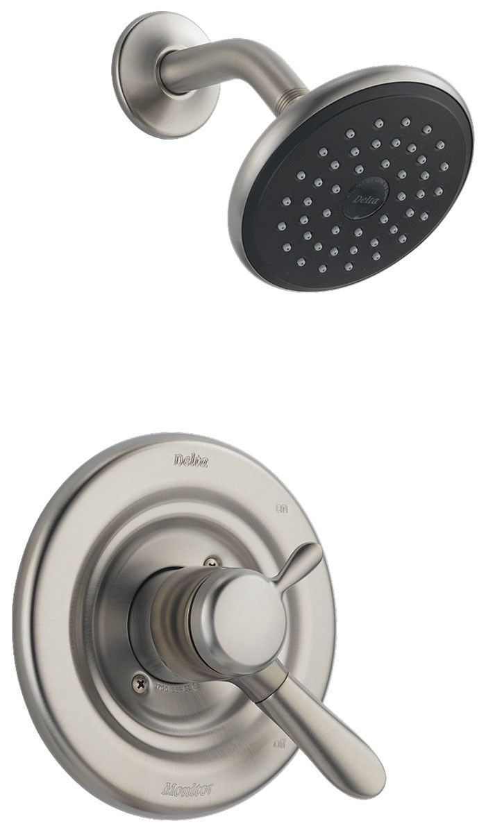 Features: Product Type: -Shower Faucet. Style: -Modern. Faucet Handle Included: -Yes. Country of Manufacture: -United States. Spray Pattern: -Rain. Installation Type: -Wall mounted. Flow Rate:
