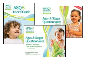 Ages and Stages Questionnaires - developmental screening tool for ages birth-5
