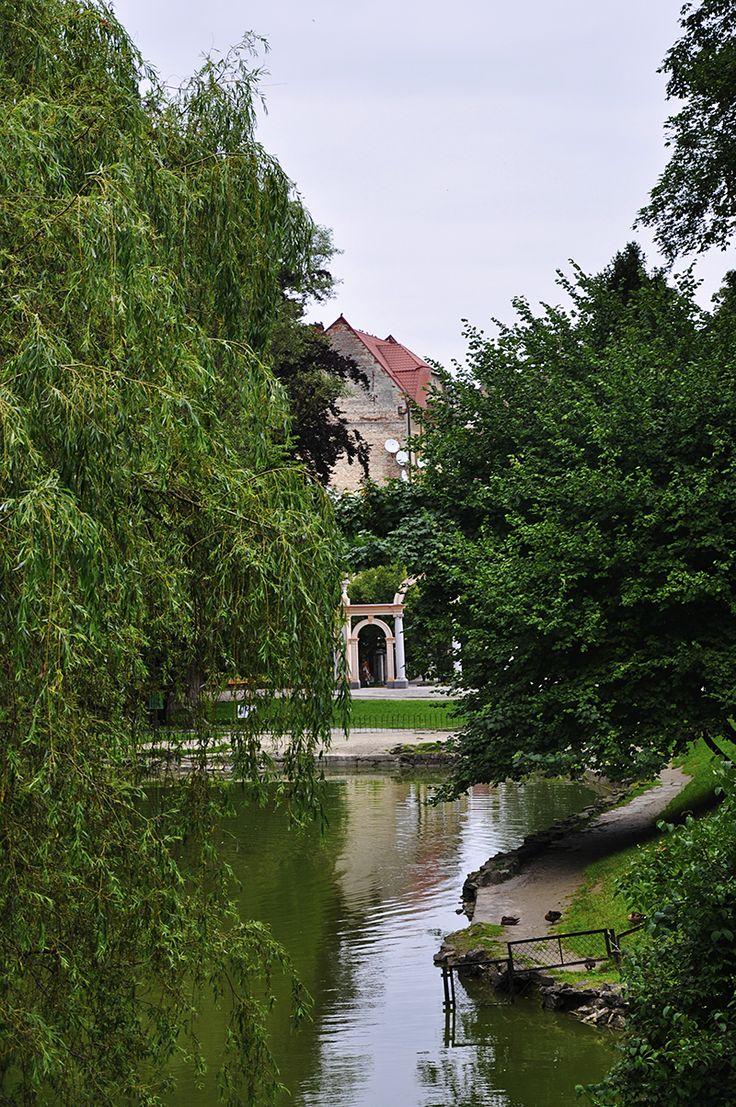 Kiliński's Park, Lviv