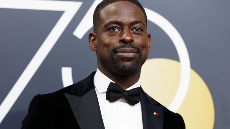Sterling K. Brown Is The First Black Man To Win Golden Globe For Best Actor In Drama TV Series