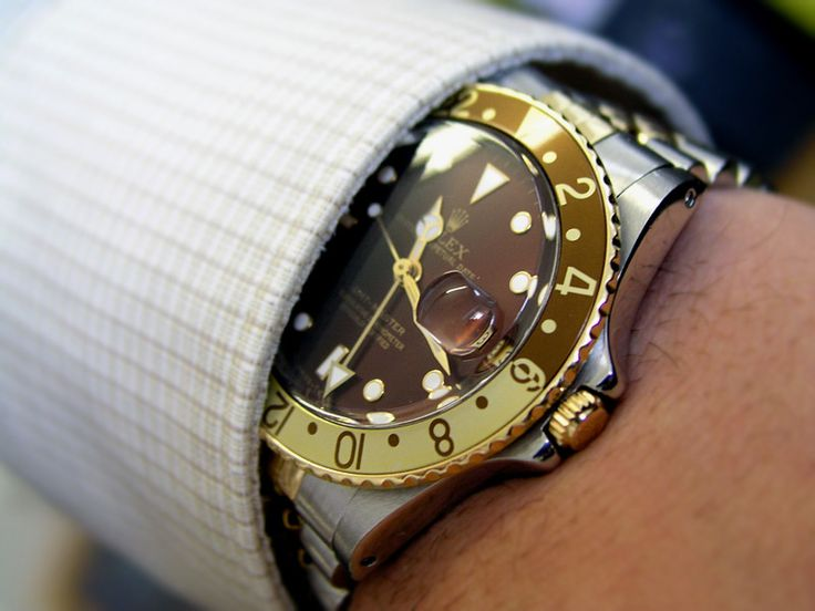 #Rolex #GMT_Master #swisswatchdealers – Looks good, doesn't it !?