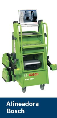 Alineadoras Bosch