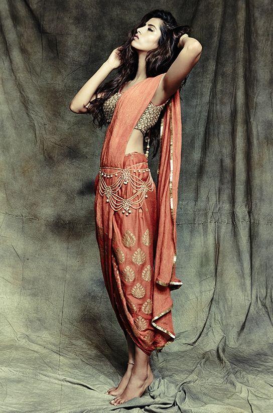 Beautiful In#dian Fashion // Mandala by http://www.AlpaReena.com/ Mumbai // Annie & Amrita