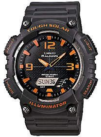Casio Men's Tough Solar Orange Analog/Digital S #casio #newarrivals #men #women #style #giftideas #watches