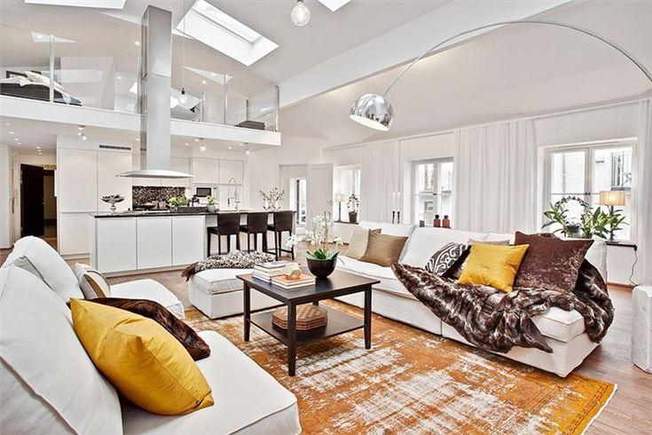 lyxig inredning lägenheter - Sök på Google