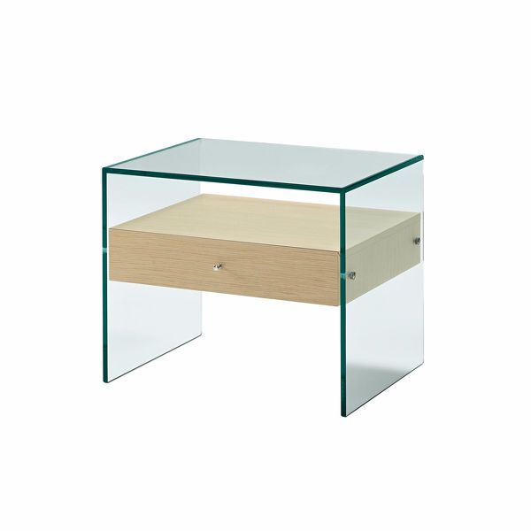 Secret Bedside table - design M.U. - Tonelli