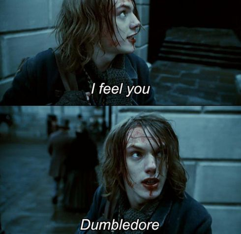 """Gellert Grindlewald / Jamie Campbell Bower 