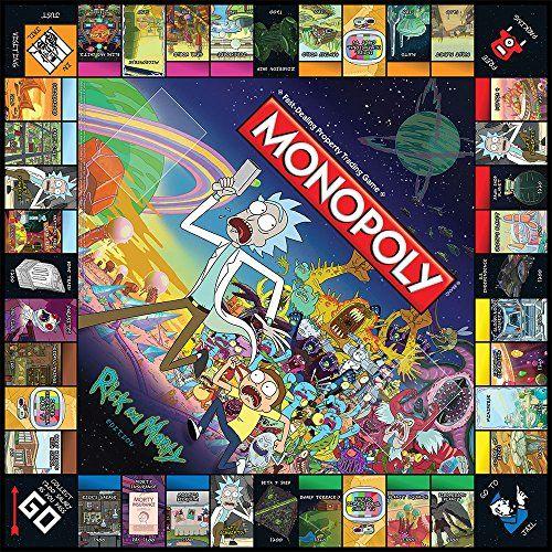 Monopolio Rick & Morty