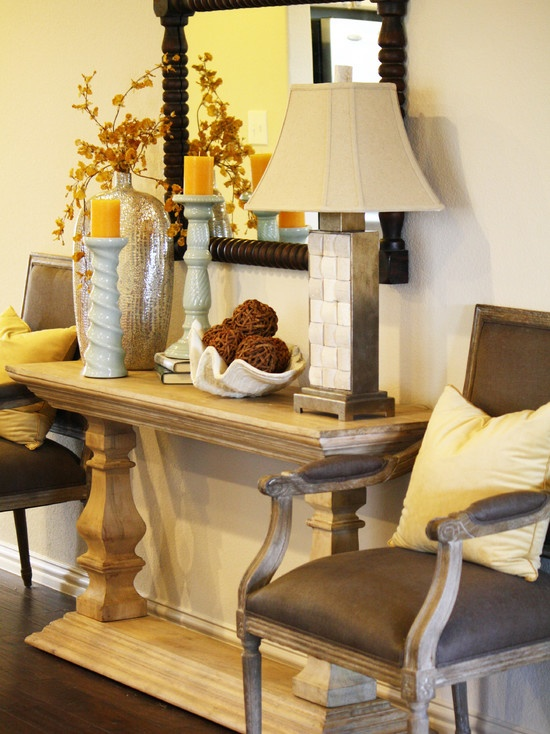 Entry Table Decorations Design, Pictures, Remodel, Decor And Ideas   Page 18