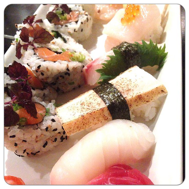 Sushi at Sato  www.stjernevn.blogspot.no