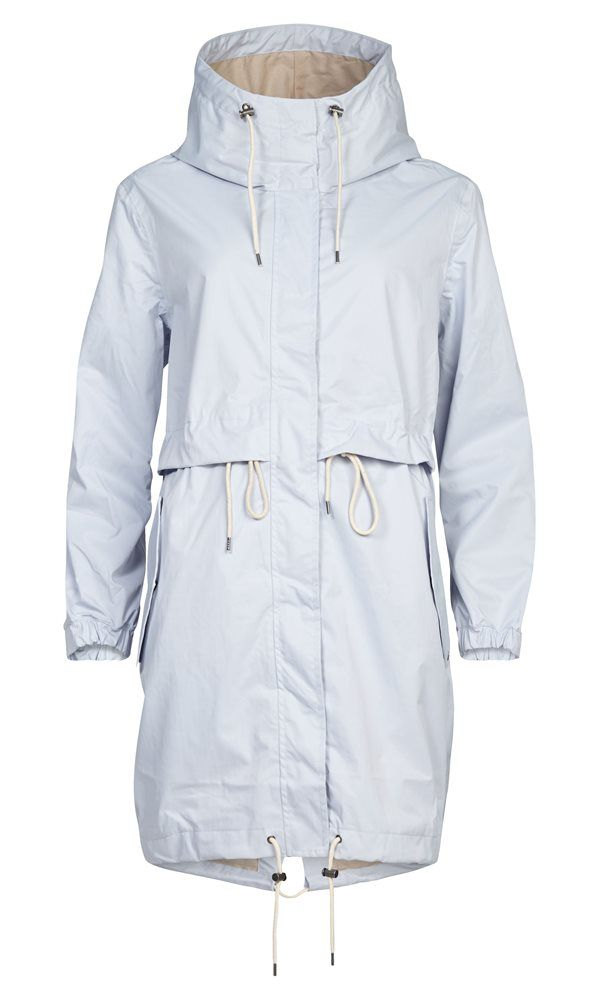 Raincoat with hood - lavender