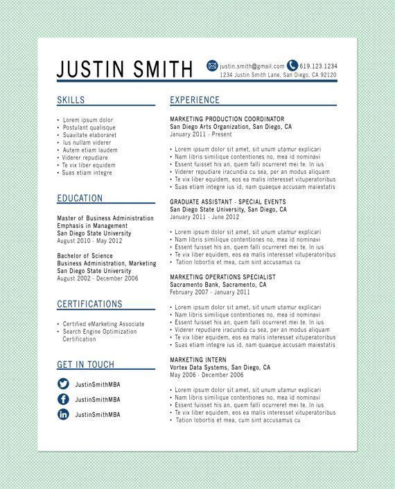 Best 25+ Resume writing examples ideas on Pinterest Resume - writing resume