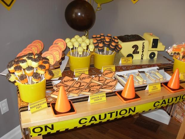 287 best images about party ideas construction theme on for Cake craft beavercreek ohio