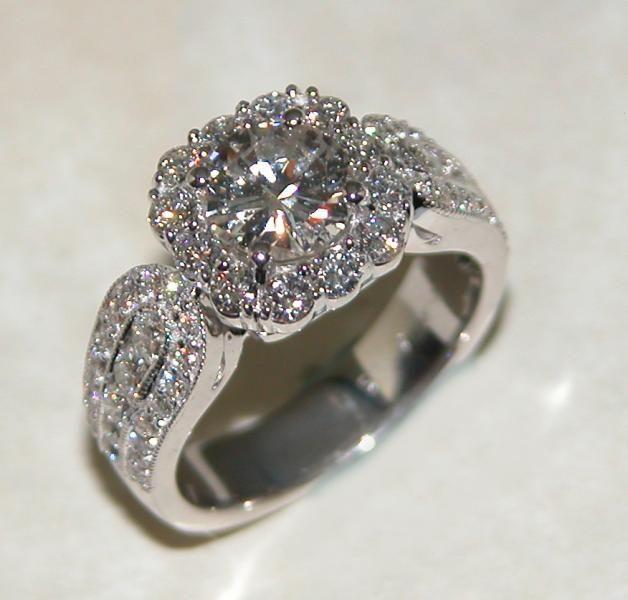 Aires Jewelers Custom Bridal Designs Gorgeous!
