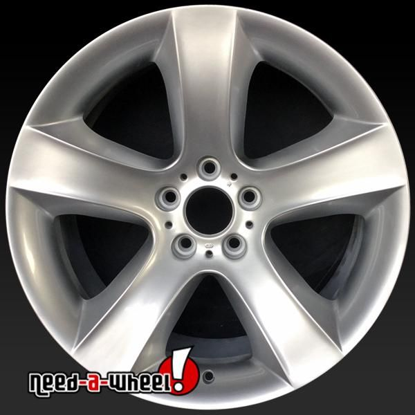2008 2014 Bmw X6 Oem Wheels For Sale 19 Silver Stock Rims 71278