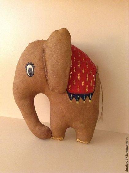 Ароматный слоник - слон,слоник,кофейная игрушка,ароматизированная игрушка