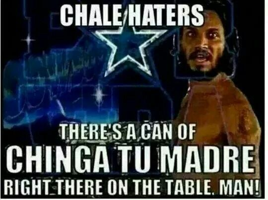 chale haters
