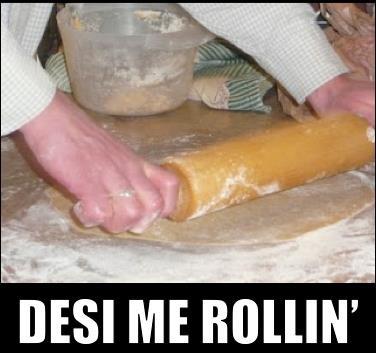 DESI ME ROLLIN