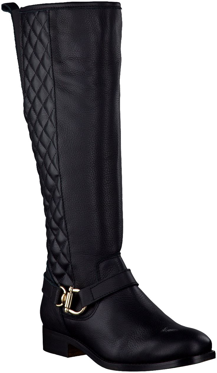 Black Omoda High Boots http://www.omoda.nl/dames/laarzen/lange-laarzen/omoda/zwarte-omoda-lange-laarzen-4163-44895.html