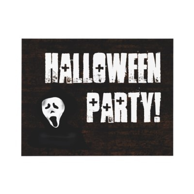 Scary Scream Halloween Party Invitations http://www.zazzle.com/scary_scream_halloween_party_invitations-161830758154169342?rf=238072193520248720