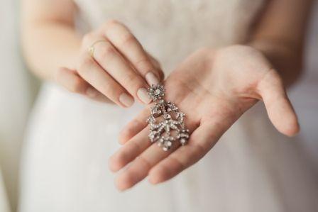 wedding earings