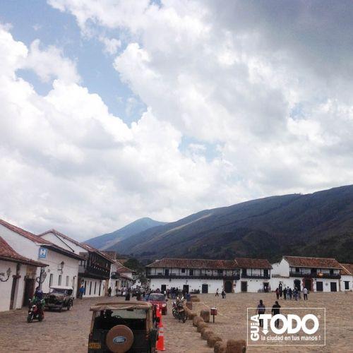 Plaza Principal Villa de Leyva