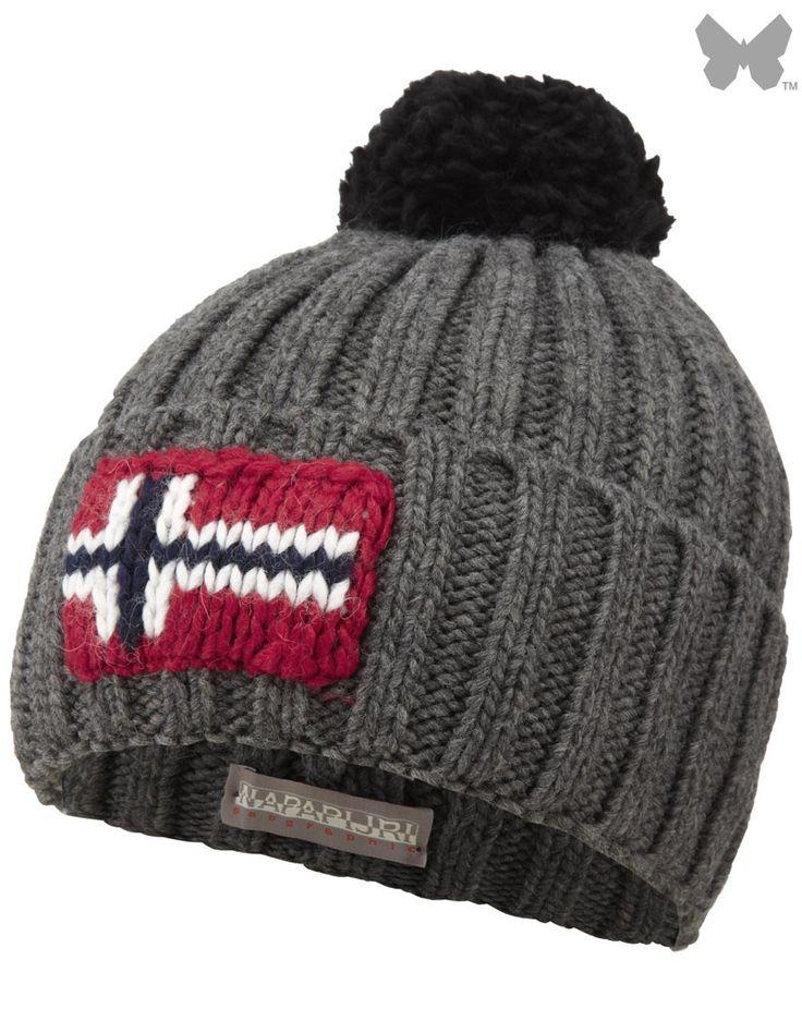 Napapijri Men's Semiury Hat – Mole | Country Attire