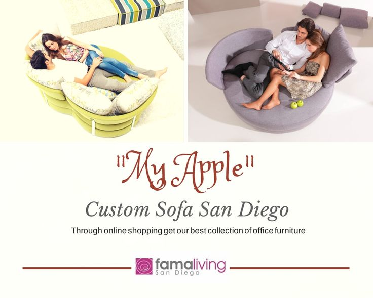 Famaliving Custom Sofa in San Diego by SanDiego Famaliving via slideshare