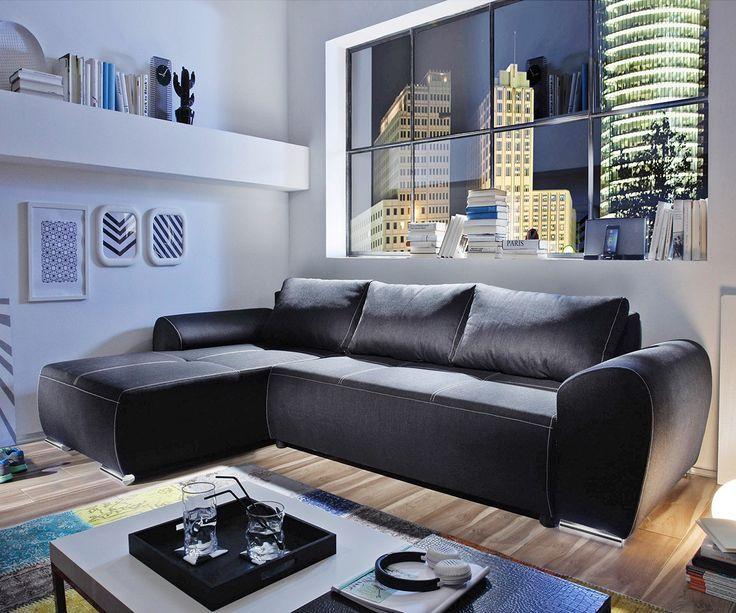 12 best Wohnzimmer images on Pinterest Home ideas, Living room - wohnzimmer weis schwarz lila