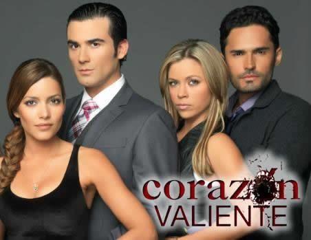 Corazón Valiente (USA 2012) - Adriana Fonseca, José Luis Reséndez, Ximena Duque, & Fabián Ríos